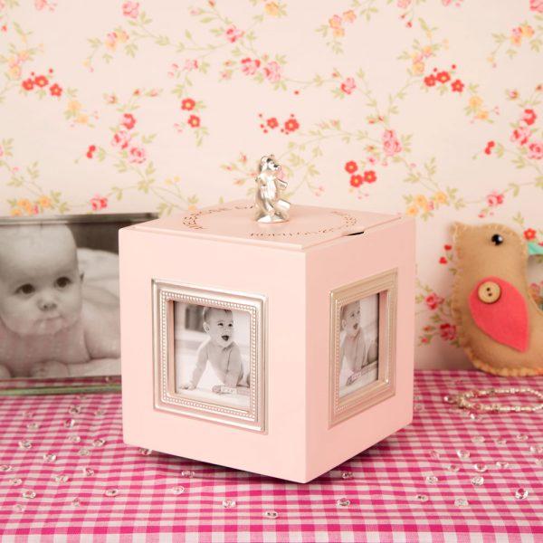 Personalised Children's Music Box