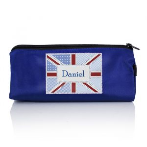 union jack pencil case
