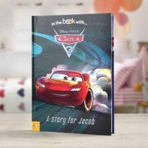 Disney Cars 3 Personalised Book