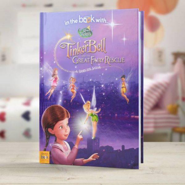 Disney Fairies Personalised Book