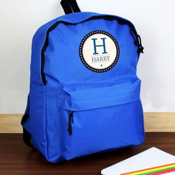 Personalised School Bag Backpack