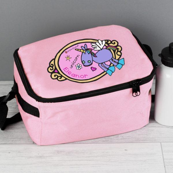 Unicorn Personalised Lunch Bag