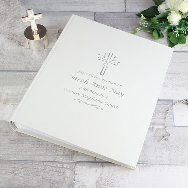 Personalised Christening Album