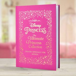 Disney Princess Personalised Book