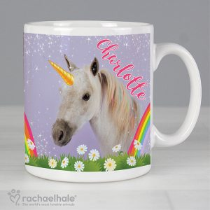 Personalised Unicorn Mug