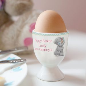 Personalised Me To You Egg Cup
