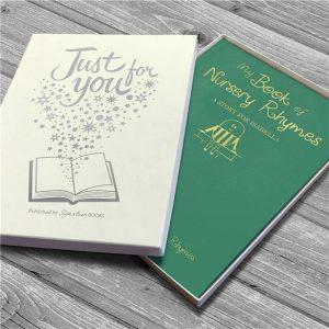 Personalised Nursery Rhymes Book