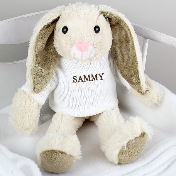 Easter Bunny Personalised Rabbit