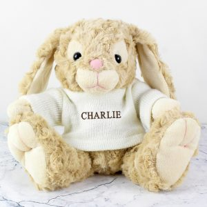 Personalised Plush Rabbit