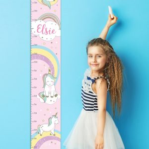 Baby Unicorn Height Chart