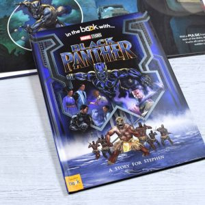 Marvel Black Panther Personalised Book
