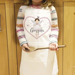Personalised Children's Apron - Fairy Princess