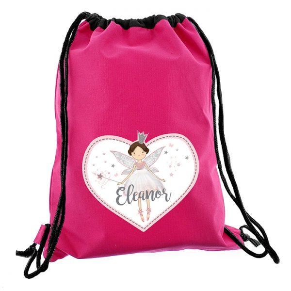 Personalised Fairy Kit Bag