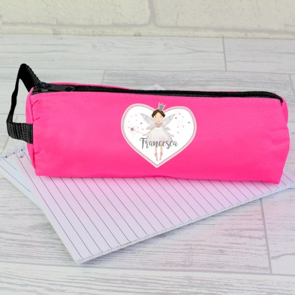 Personalised Fairy Princess Pencil Case