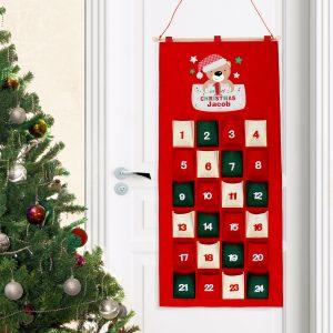Personalised 1st Advent Calendar
