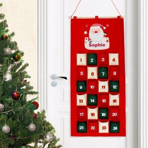 Personalised Advent Calendar - Santa