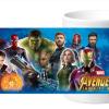 Marvel Avengers Infinity War Personalised Mug