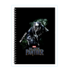 Marvel Black Panther Personalised Notebook