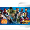 Personalised Infinity War Mug