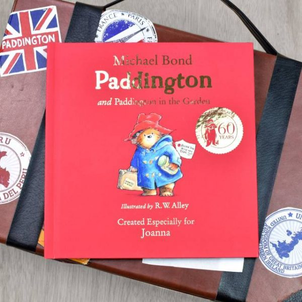 Personalised Paddington Bear Book