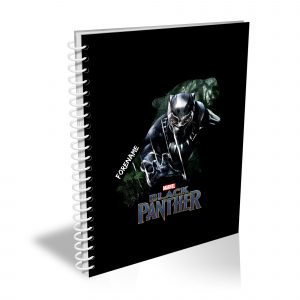 Personalised Marvel A5 Notepad