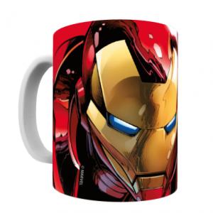 Marvel Avengers Assemble Assemble Iron Man Mug