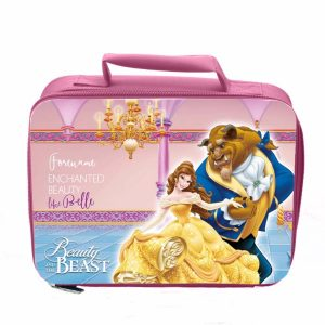Beauty and the Beast Personalised Lunch Bag