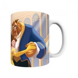 Beauty and the Beast Personalised Mug