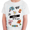 The Amazing World of Gumball Personalised T-Shirt