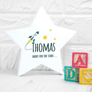 Star Personalised Keepsake