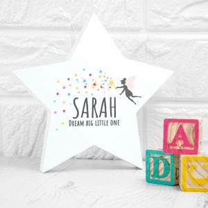 Personalised Star Keepsake