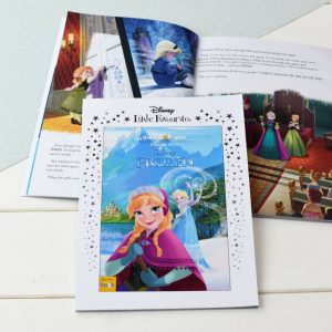 Disney Frozen Personalised Book
