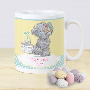 Me To You Personalised Easter Mug