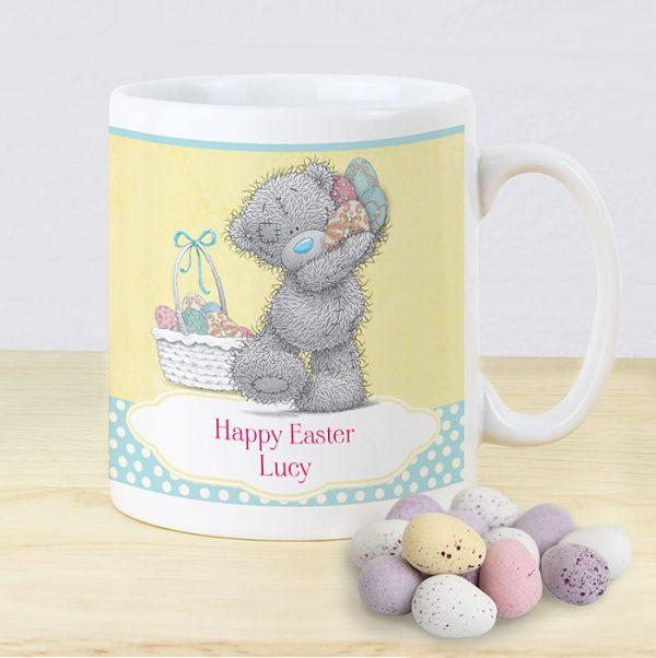 Me To You Personalised Easter Mug