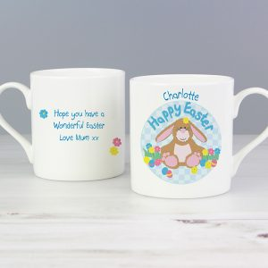 Personalised Cute Bunny Mug