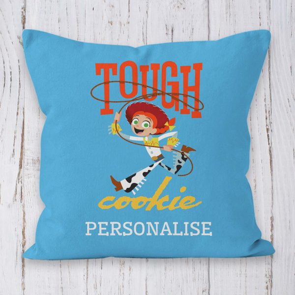 Toy Story 4 Personalised Cushion - Jessie