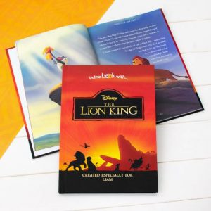 The Lion King Personalised Book