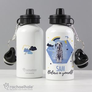 Personalised Dalmation Water Bottle