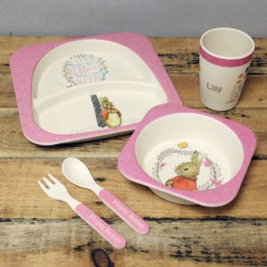 Flopsy Bamboo Breakfast Set