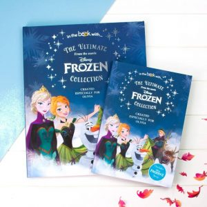 Frozen Collection Personalised Book