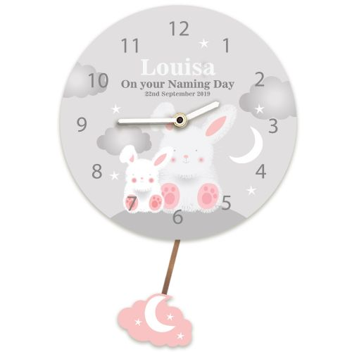 Children's Personalised Clock