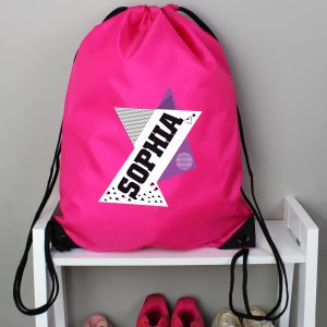 Personalised Dance Kit Bag
