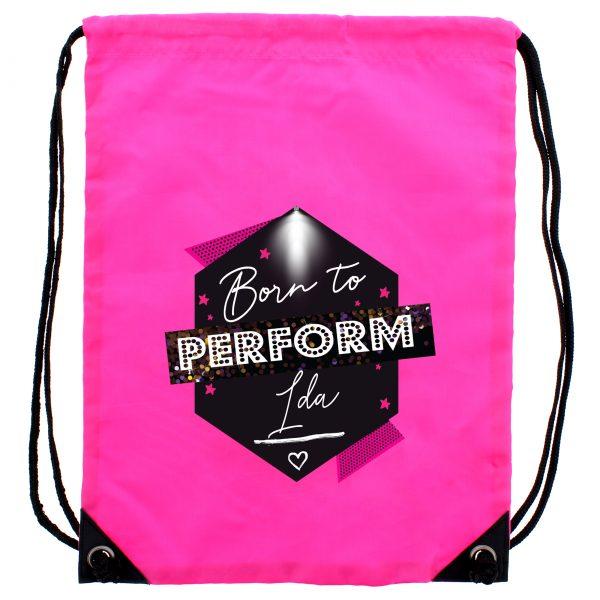 Dance Kit Bag Personalised