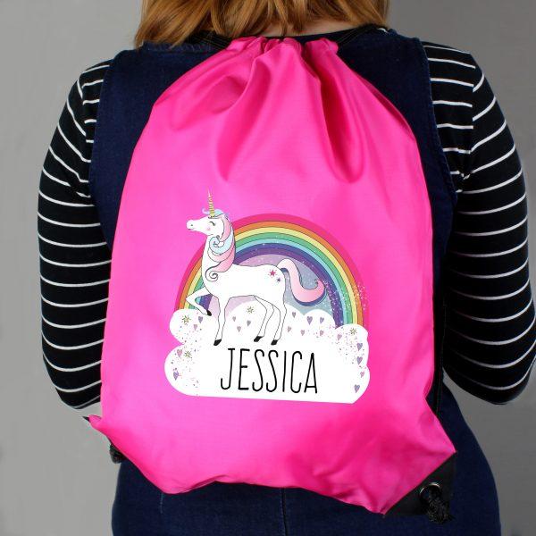 Personalised Dance Kit Bag