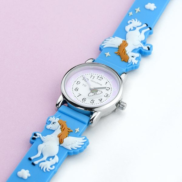Personalised Rainbow Unicorn Watch