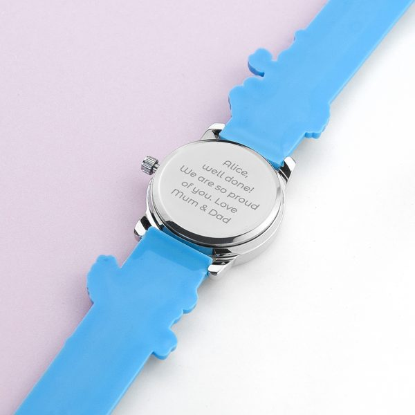 Personalised Children's Unicorn Watch