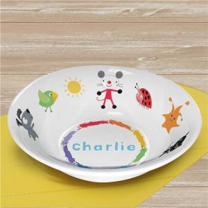 Personalised Bowl for Children