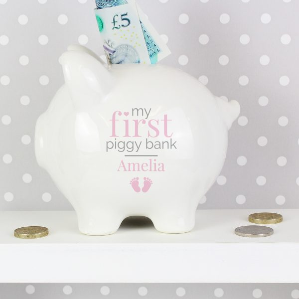 My 1st Money Box Piggy Bank