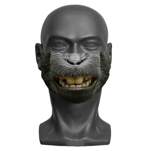 Macaque Children's Face Mask