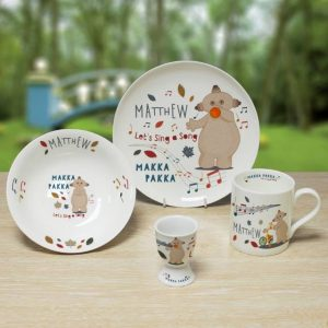 Musical Makka Pakka Breakfast Set